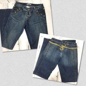 Iceberg Jeans Vintage dark acid wash Jeans Sz 29